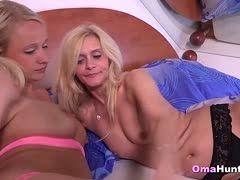 Große Titten Lesbisch Blondine