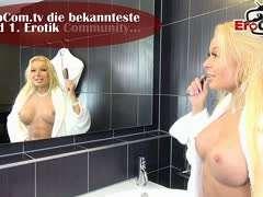 Ficken Freunde Ehefrau Badezimmer